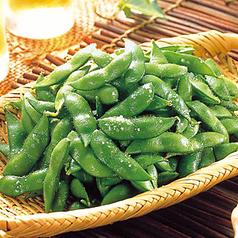 料理メニュー写真十勝枝豆