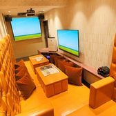 系列店 パセラにはお座敷完全個室もございます