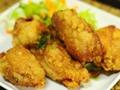 料理メニュー写真自家製鶏唐揚げ