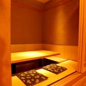 シーンに応じた個室を多数ご用意しております。