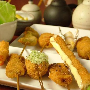串揚げ一喝 亀戸店のおすすめ料理1