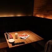 完全個室のVIPルーム。(テレビ完備)