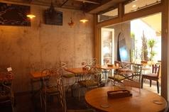 シェリービーチ Shelly Beach Cafe&Barの雰囲気1