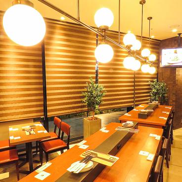 プロント PRONTO CAFFE&BAR JRクレメントイン高松店の雰囲気1