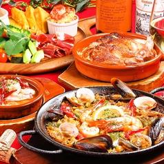 スペイン食堂 八幡バル 8 オチョ 八幡東区の写真