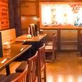 靴を脱がなくてもOKなテーブルタイプのパーティールームもございます★花の舞 稲毛海岸店