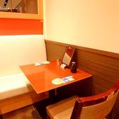 気軽に美味しいお寿司を楽しめる♪お一人様から可能なテーブル席。