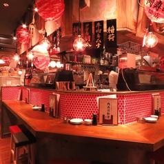 博多中洲 肉寿司の雰囲気1