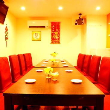 個室中華料理 八仙菜館の雰囲気1