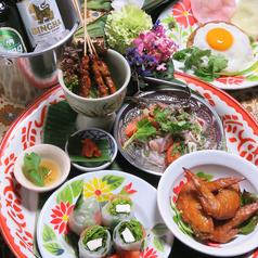 亜細亜食堂 GAOのコース写真