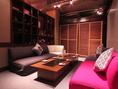 大人気ソファー個室は少人数でご利用も可能