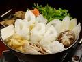 料理メニュー写真きりたんぽ鍋/きりたんぽ火鍋