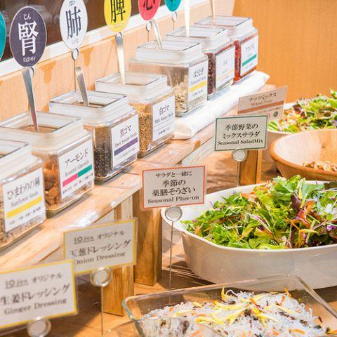 薬膳レストラン 10ZEN 品川店 店舗イメージ7