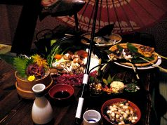 鶴我のおすすめ料理2