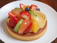 【誕生日・記念日に】タルトケーキご用意出来ます。