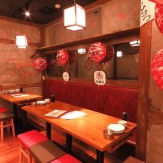 博多中洲 肉寿司の雰囲気2