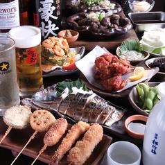 炭火鶏 串カツ みなみ 京都駅前のおすすめ料理1