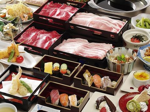 個室でゆったり[食放]&[飲放]コースが2500円~★家族連れでも安心♪