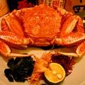 料理メニュー写真毛ガニ/ズワイガニ/渡り蟹
