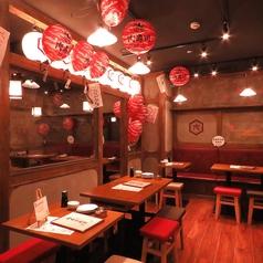 博多中洲 肉寿司の雰囲気3