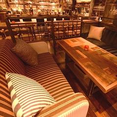 ザ ウエスト フィールド カフェ THE WEST FIELD CAFEの雰囲気1