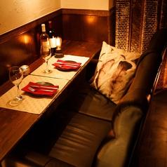 ラクレットチーズ&肉バル ロッジ LODGE 大宮の雰囲気1