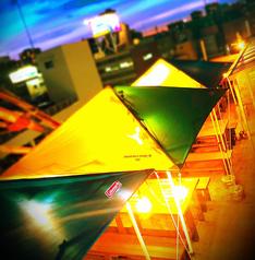 夕暮れ時は幻想的な風景♪開放的なテラス席でBBQやチーズ女子会なども人気!誕生日・記念日にサプライズ特典ございます!