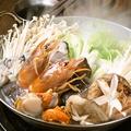 料理メニュー写真海鮮鍋