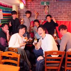 SOL AMIGO ソルアミーゴ 高田馬場店の雰囲気1