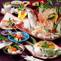 喜水亭 和樂 大名店のコース写真