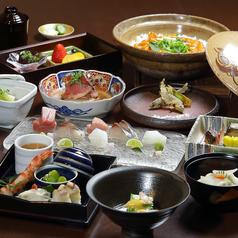 日本料理 ゆうのコース写真