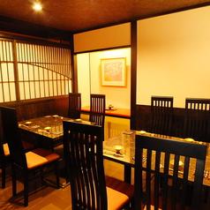 京鴨川懐石 櫻の雰囲気1