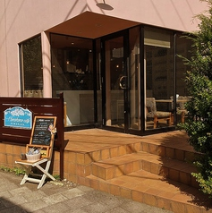 Hono hono Cafe ホノホノカフェ 鎌倉の雰囲気1