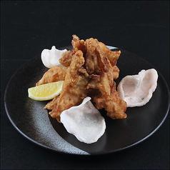 鶏の唐揚げ ~鳥海山風