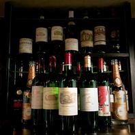 お肉に合う美味しいワイン
