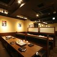 20~50名様まで貸切可能です。タッカンマリ、カンジャンセウなど15種以上の韓国料理ご用意しております!