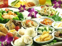 china cafe&restaurant 膳坊のコース写真