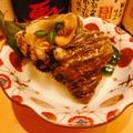 料理メニュー写真サザエ壺焼き