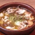 料理メニュー写真ホタテのアヒージョ