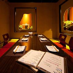美彩新和料理 nobuの雰囲気1