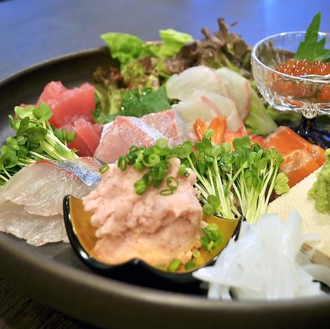 京都・大阪・鹿児島の料亭で修業した店主がつくる本格和食を堪能。