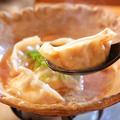 料理メニュー写真博多名物炊き餃子