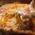 料理メニュー写真ハンバーグドリア