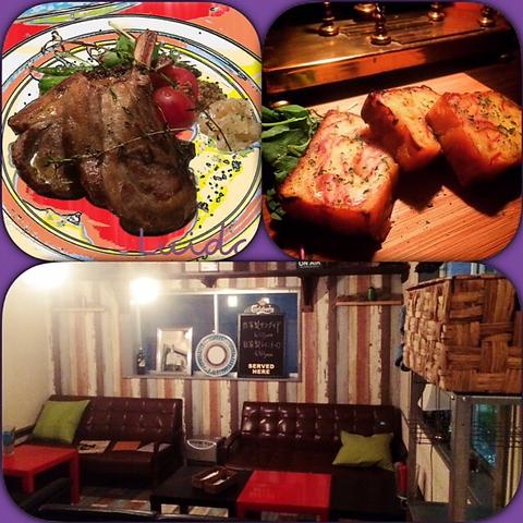 4月14日NEWOPEN!榴ヶ岡駅の小さな欧食屋さん。シェフが手間暇かけてつくる料理をぜひ
