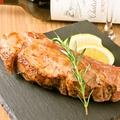 料理メニュー写真岩中豚の豪快スペアリブ