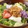自家製豆腐サラダ