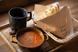 セットメニュー(ホットサンド・スープ・ドリンク)