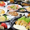 九州料理色々食べ放題&飲み放題2780円~♪