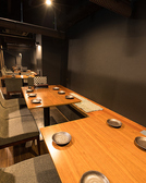 会社でのお集まりや各種ご宴会・飲み会におすすめ!6名様までご利用いただける個室です。京橋駅近で便利!飲み放題付コースをご用意しております◎