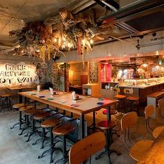 charcoal grill&bar 我楽多家 GARAKUTA-YA 新宿店の写真